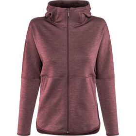 The North Face Cozy Slacker Veste polaire zippée Femme, fig heather